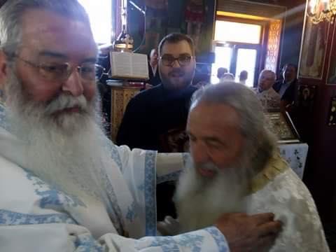 kozan.gr: Κοζάνη: Ο Σεβασμιώτατος Μητροπολίτης Σερβίων και Κοζάνης κ.κ. Παύλος, τίμησε με το ιερατικό αξίωμα του Πρωθιερέα, τον πατέρα Θωμά