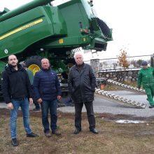 Εορδαία: Καλή χρονιά για την παραγωγή σιτηρών