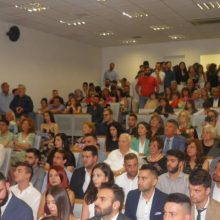 Kozan.gr: Ορκίστηκαν, σήμερα Τρίτη 16/7, οι απόφοιτοι των Τμημάτων Μηχανολόγων Μηχανικών και Μηχανικών Πληροφορικής και Τηλεπικοινωνιών του Πανεπιστημίου Δυτικής Μακεδονίας (Φωτογραφίες & Βίντεο)