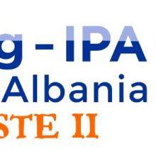 2η συνάντηση των εμπλεκόμενων εταίρων στο πλαίσιο υλοποίησης του προγράμματος LESS WASTE ΙΙ στο Çorovodë