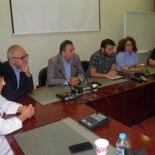 "kozan.gr: Η παρουσίαση του Προγράμματος Σπουδών του Τμήματος Χημικών Μηχανικών της Πολυτεχνικής Σχολής του Πανεπιστημίου Δυτικής Μακεδονίας, πραγματοποιήθηκε σήμερα Τετάρτη 17/7:  ""Στόχος μας είναι γενικά οι απόφοιτοι μας να είναι ανταγωνιστικοί τόσο σε τοπικό, όσο και διεθνές επίπεδο"" (Βίντεο & Φωτογραφίες)"