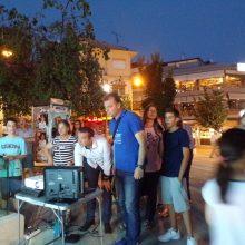 kozan.gr: Την επέτειο των 50 χρόνων από το πρώτο βήμα στη Σελήνη γιόρτασε, το βράδυ του Σαββάτου 20/7, στη κεντρική πλατεία Κοζάνης, ο Αστρονομικός Σύλλογος Δυτικής Μακεδονίας (Φωτογραφίες & Βίντεο)