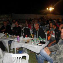 Κέφι και χορός στη δημοτική βραδιά στο Χρώμιο, που διοργάνωσε το βράδυ του Σαββάτου 20 Ιουλίου, ο Πολιτιστικός σύλλογος του χωριού «Η Ρωμιοσύνη»