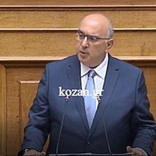 kozan.gr: Ο βουλευτής Κοζάνης Μ. Παπαδόπουλος, πριν από λίγο, στη Βουλή, για τα διόδια στην Εγνατία Οδό, την ΔΕΗ και την Πτολεμαΐδα 5, το Πανεπιστήμιο Δ. Μακεδονίας, στο πλαίσιο της ομιλίας του για τις προγραμματικές δηλώσεις της κυβέρνησης (Βίντεο)