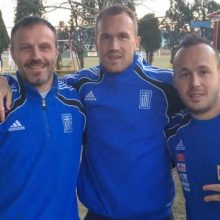 Στην οικογένεια Καπετάνου πέρασε πλέον, διοικητικά κι αγωνιστικά, η ποδοσφαιρική ομάδα της Κοζάνης