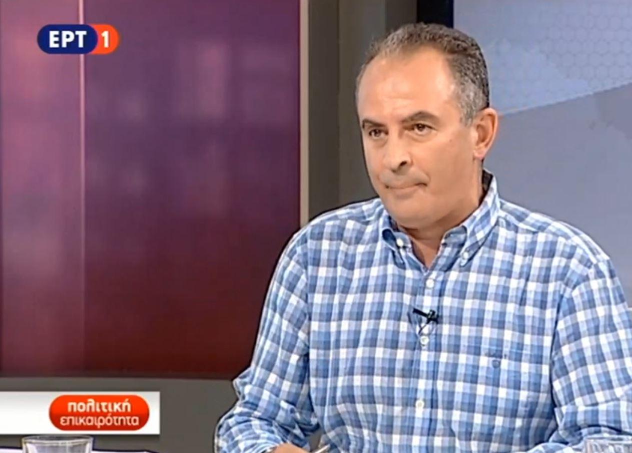 Γ. Αδαμίδης: «Εάν γίνει αυτό θα είναι η καταστροφή της ΔΕΗ»