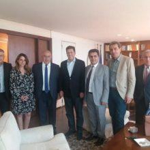Συναντήσεις με Υπουργούς και στελέχη της Κυβέρνησης, πραγματοποίησαν οι εκπρόσωποι του κλάδου της Ελληνικής Γουνοποιίας