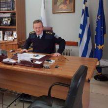 kozan.gr: Νέος Αστυνομικός Διευθυντής της Διεύθυνσης Αστυνομίας Κοζάνης o Σπύρος Διόγκαρης