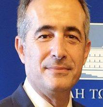 Ευχαριστήριο του Στάθη Κωνσταντινίδη για την εκλογή του στο προεδρείο της Επιτροπής της Διαρκούς Επιτροπής Δημόσιας Διοίκησης, Δημόσιας Τάξης και Δικαιοσύνης της βουλής
