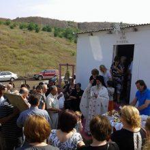 Εορδαία: Οι Κομανιώτες αποχαιρετούν τον Ι.Ν. της Αγίας Παρασκευής