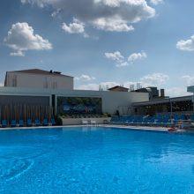 kozan.gr: H πισίνα του ξενοδοχείου Παντελίδης στην Πτολεμαΐδα ανακαινίστηκε …και κάνει τη διαφορά !