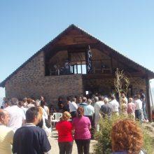 To καταφύγιο του ορειβατικού συλλόγου Κτενίου (Γράφει ο Γιώργος Τζέλλος)