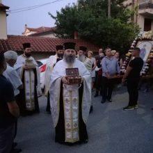 Με ιδιαίτερη λαμπρότητα εορτάστηκε και φέτος η χάρις του Αγίου Παντελεήμονα στην ενορία της Ποντοκώμης (Φωτογραφίες)
