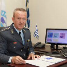 Aνέλαβε και εκτελεί καθήκοντα Διευθυντή Αστυνομίας Κοζάνης, ο Αστυνομικός Διευθυντής κ. ΔΙΟΓΚΑΡΗΣ Σπυρίδων του Βασιλείου