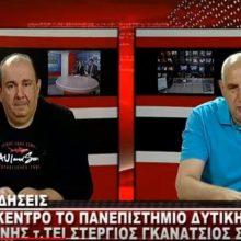 Κοzan.gr: Σ. Γκανατσιος: «Εγώ δεν χρειάζομαι να πω όραμα. Οι συνυποψήφιοι αντίπαλοι ζουν στο αποτέλεσμα του οράματός μου» (Βίντεο)