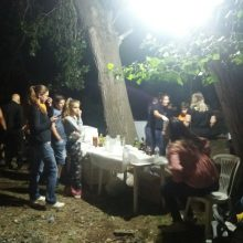 "Kozan.gr: Με παραδοσιακό γλέντι, ξεκίνησαν το βράδυ του Σαββάτου 3/8, οι εκδηλώσεις για την αναβίωση του εθίμου Παρχάρια 2019 στον οικισμό ""Παρχάρ"" της τοπικής κοινότητας Κομνηνών Εορδαίας (Φωτογραφίες & Βίντεο)"