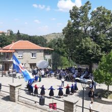 kozan.gr: Τίμησαν, το πρωί της Κυριακής 4/8, τη μνήμη των πεσόντων Αυγερινιωτών Μακεδονομάχων (Βίντεο & Φωτογραφίες)