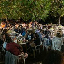 kozan.gr: Ηπειρώτικο γλέντι, με το συγκρότημα του Λ. Γκιώκα, πραγματοποιήθηκε το βράδυ της Δευτέρας 5/8, στην Μεταμόρφωση Κοζάνης (Φωτογραφίες & Βίντεο)