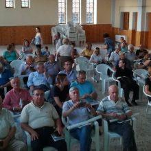 """Πραγματοποιήθηκε, σήμερα Τετάρτη 7/8, στην Εράτυρα η παρουσίαση του βιβλίου «Αγριολούδα του Σινιάτσικου""""' (Φωτογραφίες)"""