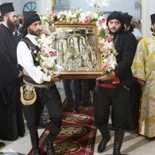 Ετοιμάζεται η Παναγία Σουμελά στο Βέρμιο για τον εορτασμό του 15Αύγουστου