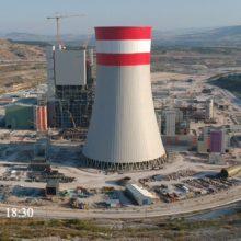 kozan.gr: Σημερινές (11/8/2019)  εικόνες από την ανεγειρόμενη λιγνιτική μονάδα Πτολεμαΐδα 5 – Σε πλήρη εξέλιξη το έργο (Βίντεο)