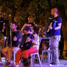 Φωτογραφικό υλικό από την πρώτη μέρα, του Μουσικού Εργαστηρίου, Βαλκανικής Μουσικής στην Εράτυρα