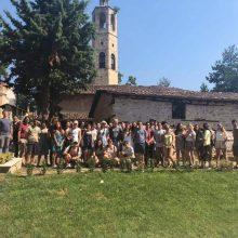 Στη Σιάτιστα 48 συμμετέχοντες φοιτητές και φοιτήτριες από το 47ο Διεθνές Πρόγραμμα Ελληνικής Γλώσσας, Ιστορίας και Πολιτισμού (Φωτογραφίες)