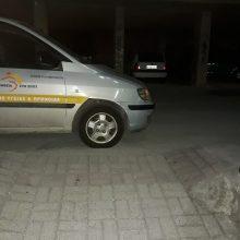 Αναφορά αναγνώστη, στο kozan.gr, για το σημείο που είναι παρκαρισμένο αμάξι του Δήμου Κοζάνης, επί της οδού Αργυροκάστρου (Φωτογραφίες)