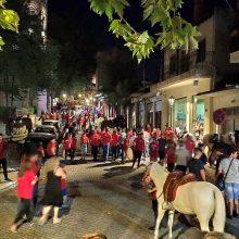 kozan.gr: Το παραδοσιακό γλέντι, το βράδυ της Τρίτης 13/8, στην Σιάτιστα, από την Ιππική Παρέα «Ο Μπούνος», στο πλαίσιο των εορταστικών εκδηλώσεων του Δεκαπενταύγουστου (Βίντεο)
