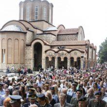 Ο εορτασμός του Δεκαπενταύγουστου στην Παναγία Σουμελά στην Καστανιά Ημαθίας στο Βέρμιο – Απόψε η λιτάνευση – Το αναλυτικό πρόγραμμα