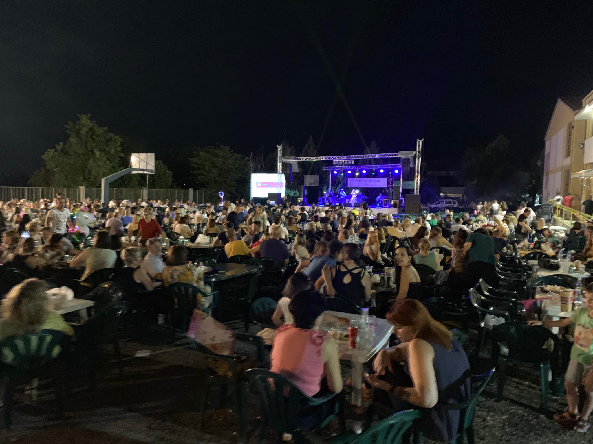 kozan.gr: Mε λαϊκή βραδιά, ξεκίνησαν το βράδυ της Τετάρτης 14 Αυγούστου, στην Άνω Κώμη Κοζάνης, τα «Ζήσεια 2019» (Φωτογραφίες)