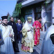 Βελβεντό: Προεξάρχοντος του σεβασμιότατουΜητροπολίτη Σερβίων και Κοζάνης κ.κ. Παύλου πραγματοποιήθηκε, ανήμερα του Δεκαπενταύγουστου, Θεία Λειτουργία στονΙερό Ναό της Κοίμησης της Θεοτόκου (Βίντεο & Φωτογραφίες)