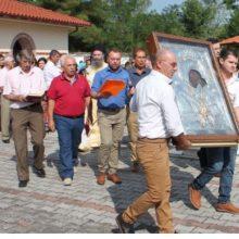 Δεκαπενταύγουστος 2019 στο μοναστήρι Ζιδανίου – Η λιτάνευση της Ι. Εικόνας της Παναγίας παρουσία εκατοντάδων πιστών (Φωτογραφίες)