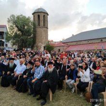 Λαμπρός εορτασμός της Παναγίας και του Νεομάρτυρος Αγίου Δημητρίου στη Σαμαρίνα (Φωτογραφίες)