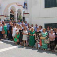 Συνάντηση οικοτρόφων Οικοτροφείων Σερβίων, Θηλέων και Αρρένων, σχεδόν 50 χρόνια μετά… (Bίντεο 34' & Φωτογραφίες)