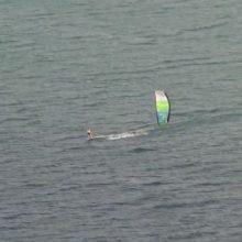 Kitesurfing στην Νεράιδα (Bίντεο)