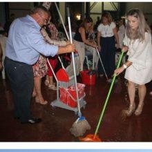 Η πλημμύρα του κλειστού Γυμναστηρίου Τρανοβάλτου τη μέρα του Ανταμώματος, απαρχή της επίλυσης των προβλημάτων του;