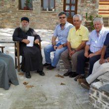 Αναχώρησε το ιερό λείψανο του Αγίου Διονυσίου εν Ολύμπω  από το Βελβεντό Μακεδονίας της Ιεράς Μητροπόλεως  Σερβίων και Κοζάνης (του παπαδάσκαλου Κωνσταντίνου Ι. Κώστα)