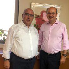 Συνάντηση Χατζηδάκη – Παπαδόπουλου για ενεργειακά ζητήματα της περιοχής  – Την επόμενη εβδομάδα στην Αθήνα σύσκεψη στο Υπουργείο για τα θέματα των αποζημιώσεων Μαυροπηγής και τη συνέχιση λειτουργίας των μονάδων 3 & 4 του ΑΗΣ Καρδιάς