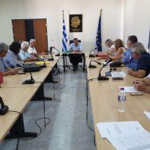 Ολοκληρώθηκε το έργο της «Επιτροπής Κατανομής Περιουσίας του καταργούμενου  Δήμου Σερβίων-Βελβεντού»