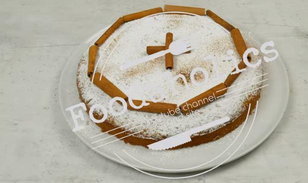 Το foodaholics.gr προτείνει εύκολη και αρωματική φανουρόπιτα με ελαιόλαδο