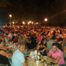 kozan.gr: Πτολεμαΐδα: Με τις βραβεύσεις των αθλητών Πάρη και Χρήστου Καλαϊτζόπουλου και του προπονητή τους Δ. Καραγιάννη, ξεκίνησαν, το βράδυ της Παρασκευής 23/8, οι εκδηλώσεις με την επωνυμία ΙΩΝΕΙΑ 2019, που διοργανώνει ο Σύλλογος Μικρασιατών Πτολεμαϊδας « Η ΜΙΚΡΑ ΑΣΙΑ»