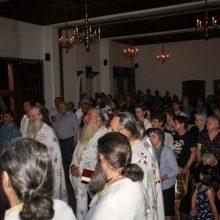Εκατοντάδες πιστοί στην πανηγυρική Αγρυπνία στην Ι. Μονή Αγίου Κοσμά του Αιτωλού Αρδάσσης, ηγουμένου π. Νικηφόρου (βίντεο, φωτογραφίες)