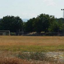 Φωτογραφίες από το παλαιό γήπεδο Αιανής