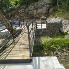 """Εγκαίνια αποπεράτωσης του έργου ανάπλασης στην τοποθεσία """"Κατνό πηγάδι"""" στην Μηλιά Κοζάνης την Κυριακή 25/8"""