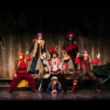 Ο   «ΠΗΤΕΡ ΠΑΝ», την Τρίτη 3 Σεπτεμβρίου, στο Υπαίθριο Δημοτικό Θέατρο Κοζάνης