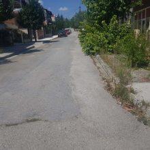 Καταγγελία αναγνώστη στο Kozan.gr: Κατάσταση πεζοδρομίων Νέας Χαραυγής (Φωτογραφίες)