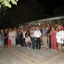 kozan.gr: Ξανάσμιξαν, μετά από 30 χρόνια, οι απόφοιτοι του 1ου Γενικού Λυκείου της σχολικής περιόδου 1988-89