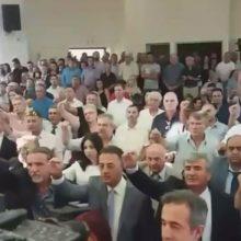 kozan.gr: Ορκίστηκε ο νέος δήμαρχος Εορδαίας, Παναγιώτης Πλακεντάς και το νέο δημοτικό συμβούλιο (Βίντεο & Φωτογραφίες)