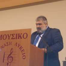 kozan.gr: Η ομιλία του νέου δημάρχου Εορδαίας Παναγιώτη Πλακεντά, στην τελετή ορκωμοσίας (Βίντεο)